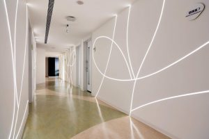 臺北醫學大學附設醫院醫療空間設計-生殖醫學中心