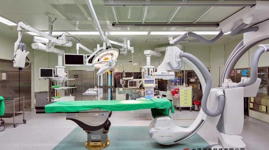 雙和醫院手術室醫療空間設計