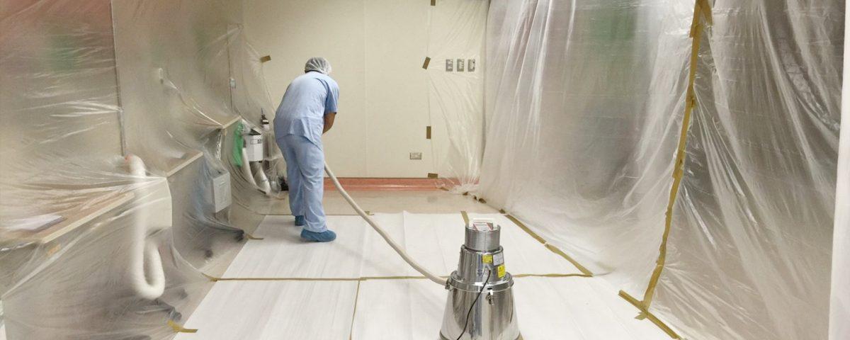 醫療空間設計案-恩主公醫院手術室擴充工程