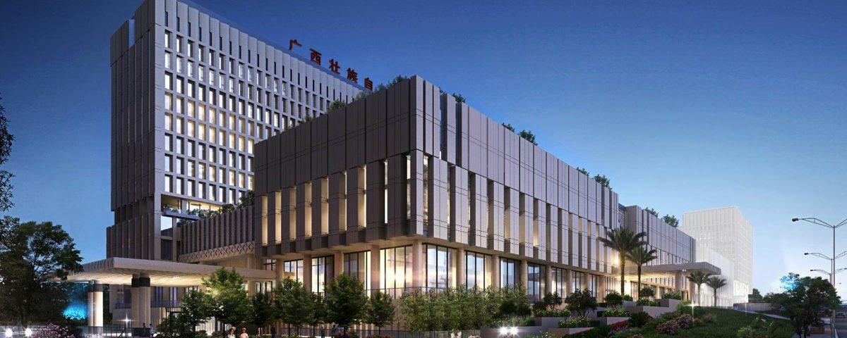 醫療空間規劃顧問-廣西鳳嶺醫院